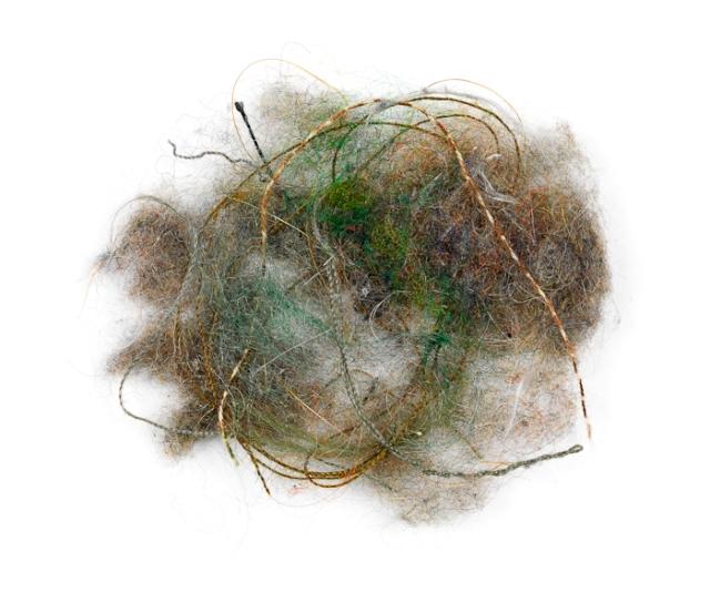 """Klaus Pichler, """"Army Shop Hofenedergasse, Vienna"""" (Dust series), 2008-2010."""