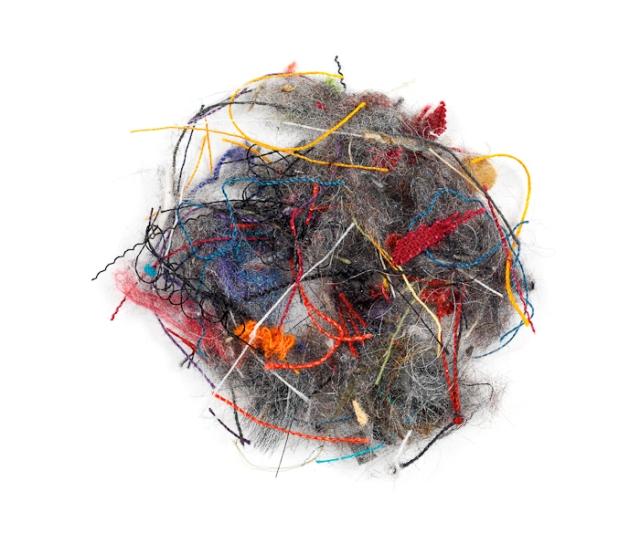 """Klaus Pichler, """"Dressmaker 'Dalla', Vienna"""" (Dust series), 2008-2010."""