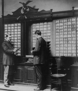 Rogue's Gallery, New York City Police Department, c 1909.