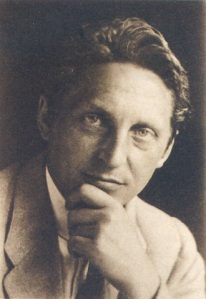 Photograph of Dr Hans Prinzhorn.