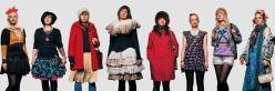 James Mollison, The Disciples series: Björk concert, Hammersmith Apollo, London, 10 & 14 April 2008.