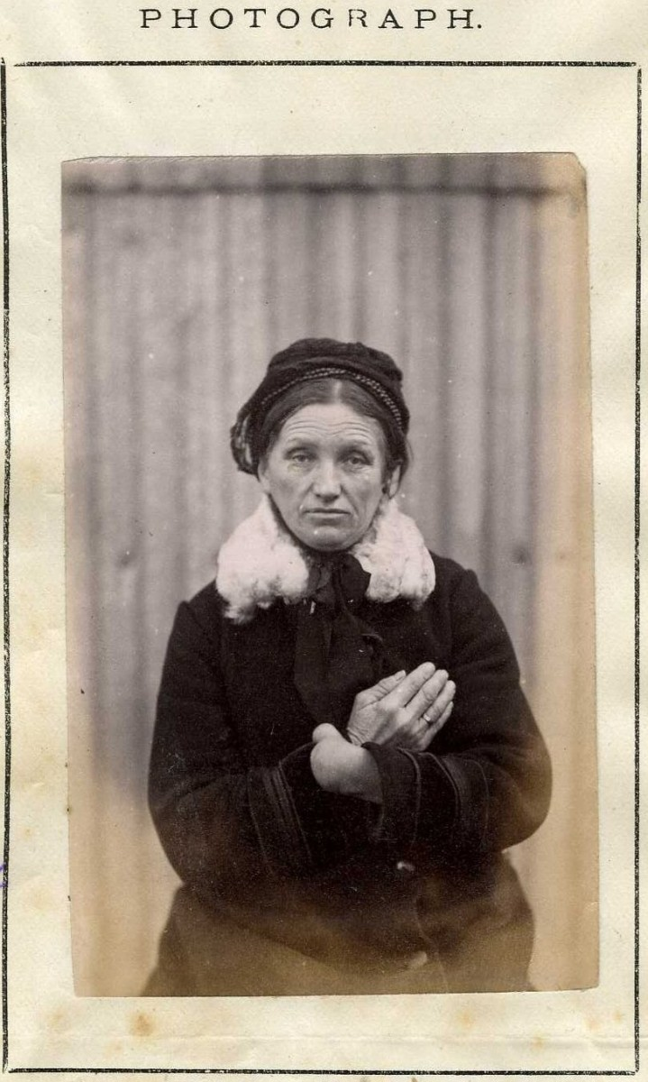 19th Century Mug Shots from New Zealand