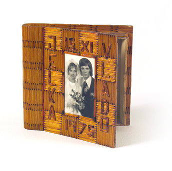 Museum of Broken Relationships box matchstick album