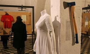 Museum of Broken Relationships installation