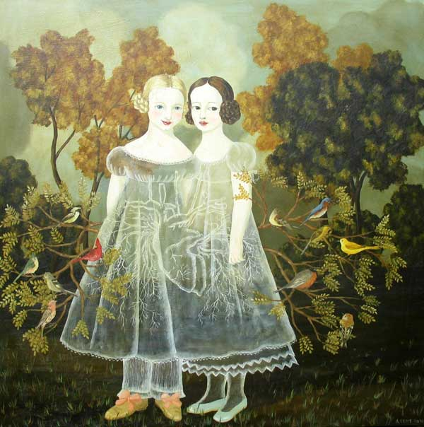 Anne Siems, 'Friendship', 2010.