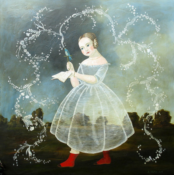 Anne Siems, 'Little Bird Handler', 2011.