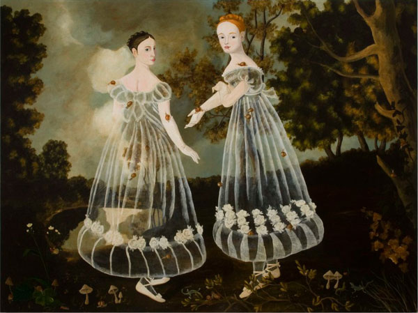 Anne Siems, 'Snail Girls', 2009.