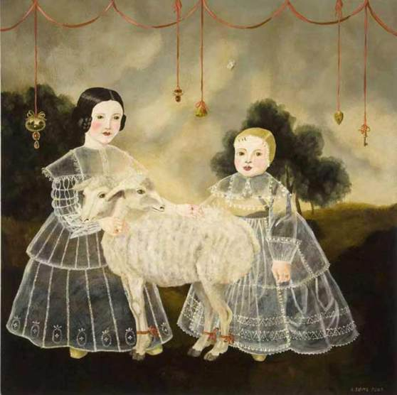 Anne Siems, 'Two-Headed Sheep', 2007.