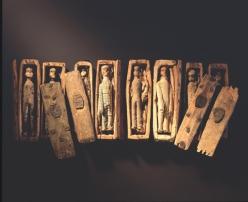 Arthur's Seat mysterious coffins.